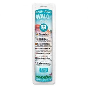 Rouleau avalon plus 30 cm x 3 m blanc