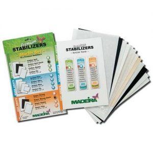 Madeira Stabilizater premium starter set