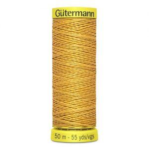Boite 5 bobines 50 m fil de lin