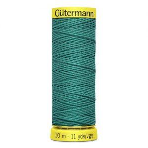 Boite 5 bobines 10 m élastique Gutermann