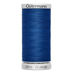 Boite 5 bobines Extra Fort 100m 100% Polyester