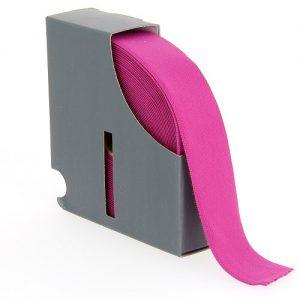 Ceinture elastique 38 mm fuchsia