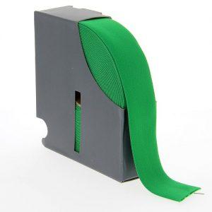 Ceinture elastique 38 mm vert