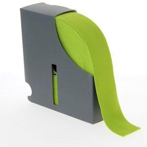 Ceinture elastique 38 mm citron vert