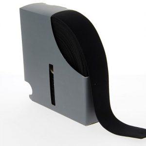 Ceinture elastique 38 mm noir
