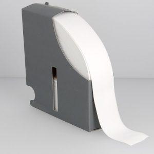 Ceinture elastique 38 mm blanc