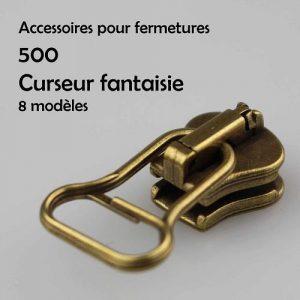 500 Curseur fantaisie