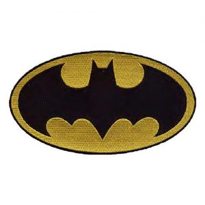 Ecussons Broderie Batman