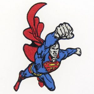 Ecussons Broderie Superman