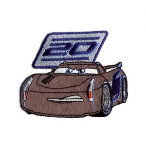 Ecussons Broderie Cars 3