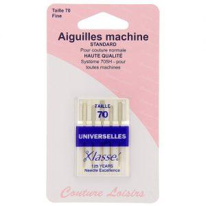 Aiguilles machine universelles X5 – 70/10