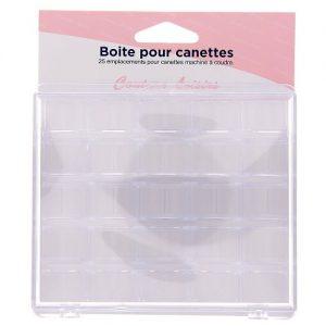 Boîte à canettes en plastique – 25 emplacements