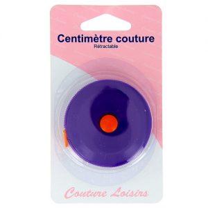 Centimètre couture rétractable 150 cm