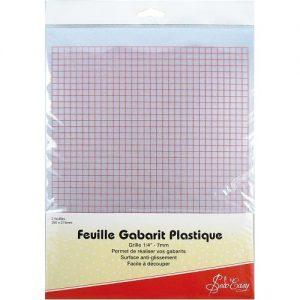 Gabarit grille 7 mm