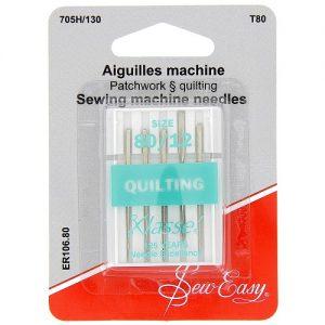 Aiguilles machine