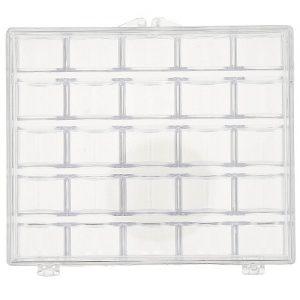 Boîte à canettes en plastique en vrac- 25 emp.