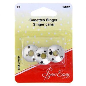Canettes Singer –  x3