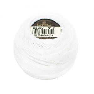 Boite 10 pelotes 10 g coton perlé 12