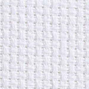 Rouleau 5 m toile aïda prémium 7 points/cm 113 cm