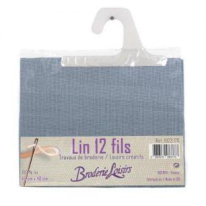 Carré de lin 45 cm x 40 cm – 100% Lin
