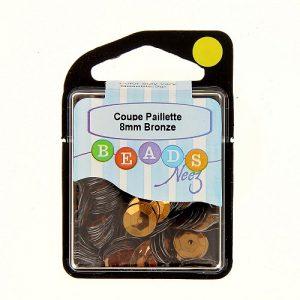 Coupe paillette col.bronze 5 gr