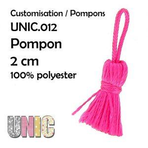 Pompon 2 cm