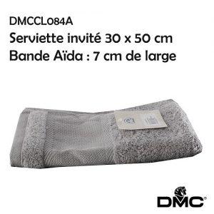 Serviette invité 30 x 50 cm