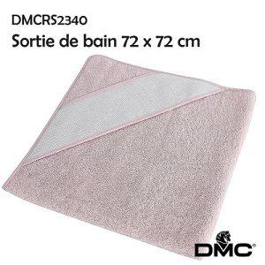Sortie de bain 72 x 72 cm
