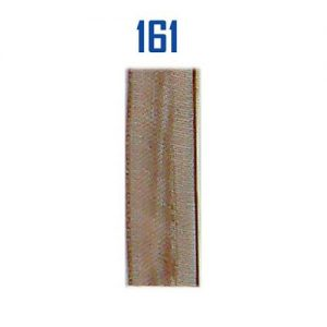Disquette 25 m organza 25 mm