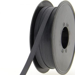 Bobine 50 m satin double face 6 mm 100% Polyester