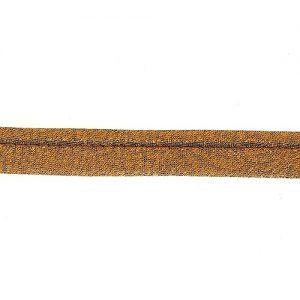 Bobine 25 m passepoil métallisé 15 mm