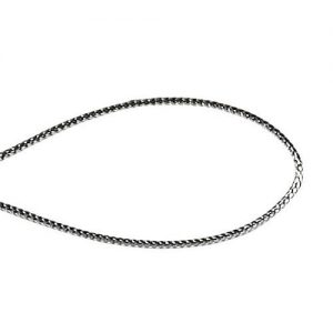 Bobine 100 m Cordon métallisé 0,8 mm
