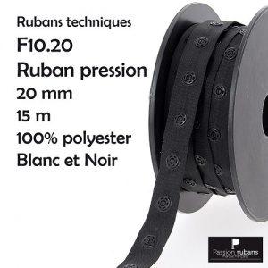 Bobine 15 m Ruban pression 20 mm