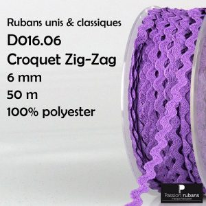 Bobine 50 m croquet 6 mm