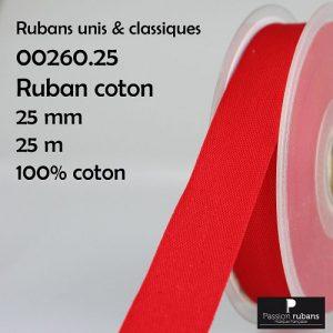 Disquette 25 m ruban 25 mm